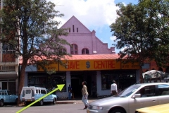 The Old Congregation Chapel in Bulawayo