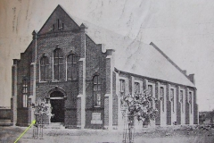 The Old Congregation Chapel in 1905