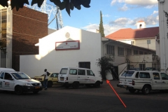 The Bulawayo Parcel's Office